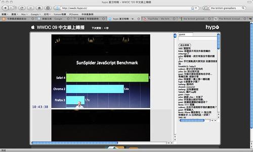 WWDC 中文線上轉播