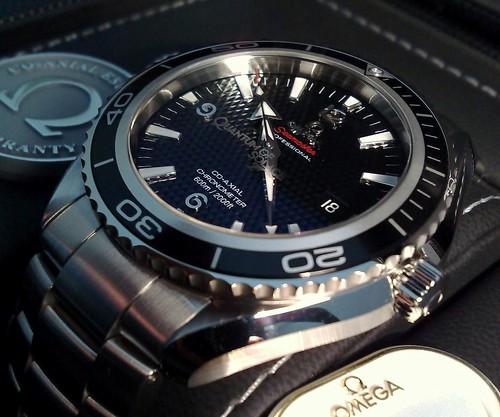 Omega Quantum Of Solace Planet Ocean