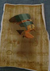 W.i.p. Nefertiti - 22/07/09