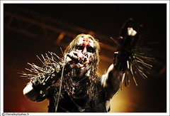 God Seed / Gaahl (Ronan THENADEY) Tags: people music public festival rock metal canon interestingness insane crazy blood punk jesus explore hardcore singer michaeljackson foule mad fou jesuschrist ambiance hellfest gorgoroth extrem blackmetal clisson gaahl ronanthenadey jesustrash 5dmarkii hellfest2009 lastfm:event=740828 godseed exgorgoroth deadmichaeljackson livehellfest2009
