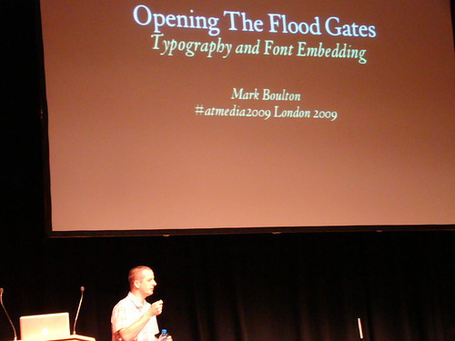 Mark Boulton - Font Embedding and Typography