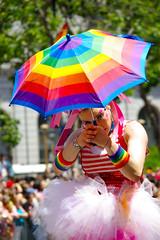 @ San Francisco Pride Parade 2009