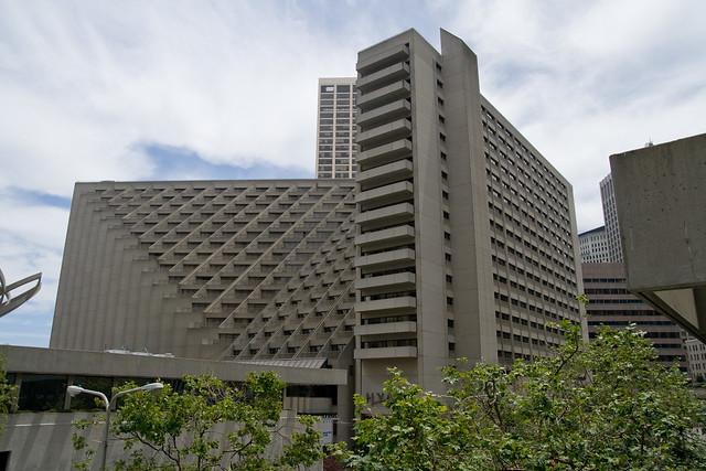 Hyatt Regency, San Francisco California – Architecture Revived