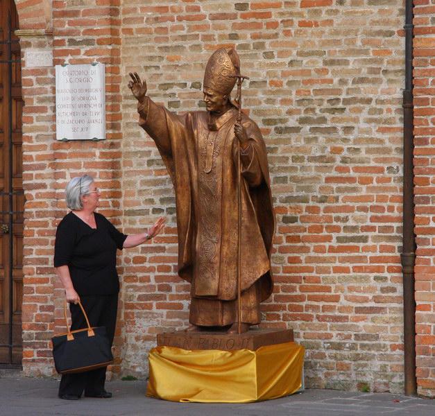 Padova's Pontiff