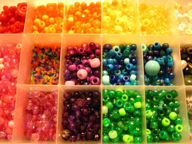 bead organization