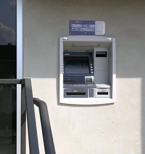 Walk-Up ATM