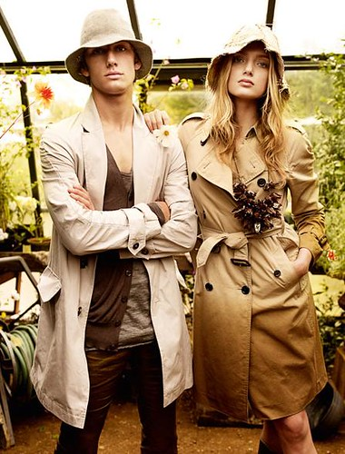 Burberry SS09 Campaigns_009(Burberry Official)