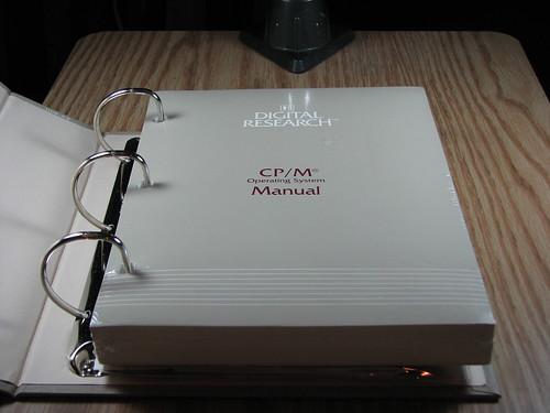 Digital Research CP/M 2.2 Manual