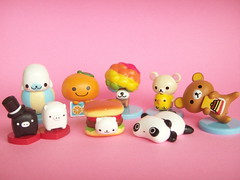 Kawaii San-x Characters Mini Figure Mascot Collection Japan (Kawaii Japan) Tags: bear orange dog anime cute fruits smile smiling animals japan cat asian toy piggy happy japanese pig miniature kitten panda pretty little small adorable mini chick mascot collections tiny kawaii figure characters resin figurine collectibles tarepanda afroken rilakkuma sanx mikanbouya animecharacter mamegoma korilakkuma kiiroitori nyannyannyanko candytoy monokuroboo chocoegg kawaiishopping kawaiishop kawaiishopjapan