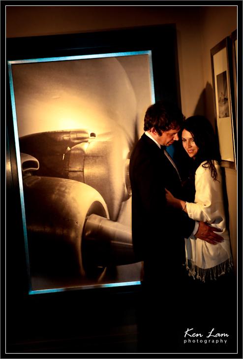 Caroline & Andrew - Pre-wedding in Edinburgh