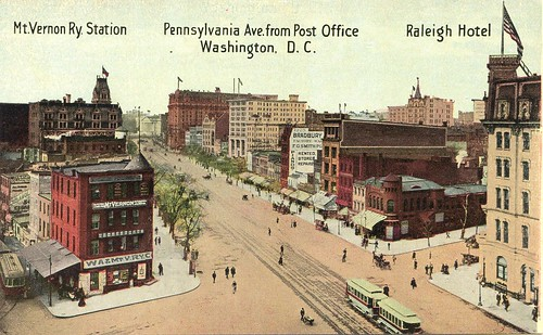 Pennsylvania Avenue ca. 1910
