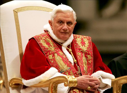 Thumb El Papa Benedicto XVI grabará un álbum de música