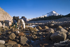 DSC_5123-3 (Gary Randall) Tags: cliff mountain oregon river rocks gaz whiteriver mthood mounthood zener garyrandall