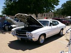 '70 Chevelle SS 454 1 (mark_potter_2000) Tags: chevrolet texas ss chevelle chevy 1970 vernon musclecar supersport ss454 summerslastblast