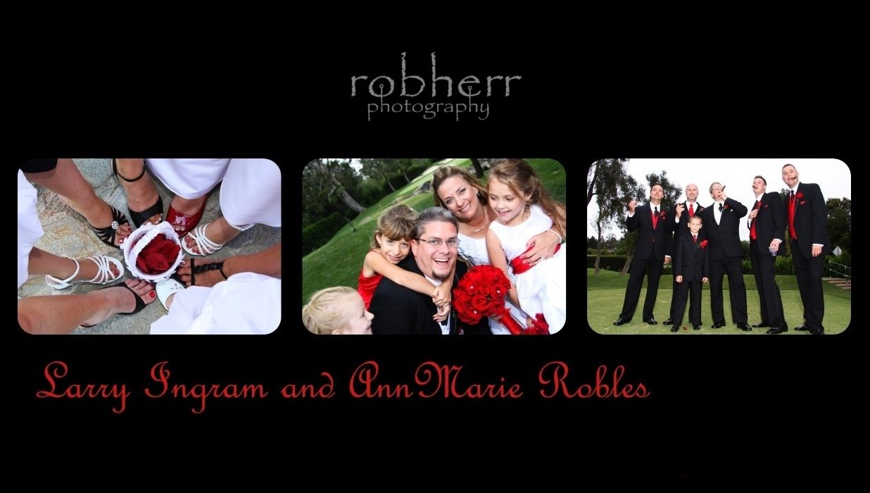 Ingram Robles Wedding