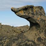 Skagastrond headland