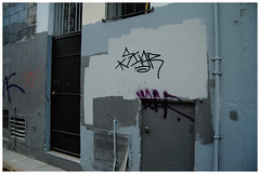 Siar, Deaf (Trouble Me) Tags: sf sanfrancisco california ca street city urban streets graffiti nikon downtown chinatown lace tags vandalism bayarea deaf graff tagging hui siar d40 lacer huik deafone deafer