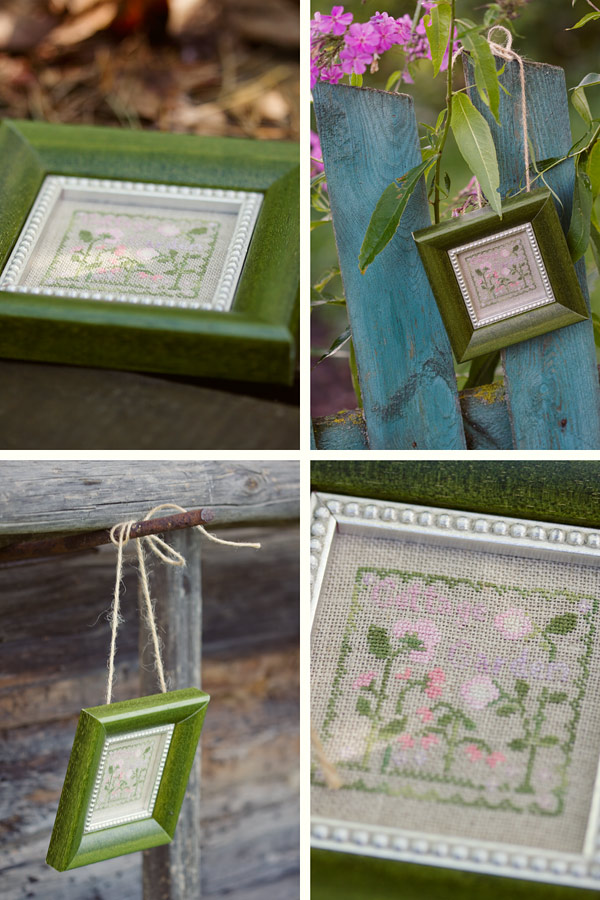 Cottage Garden (Country Cottage Needleworks)