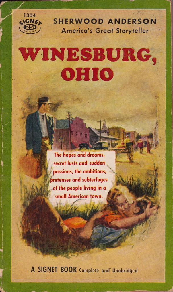 Winesburg ohio loneliness analysis essay