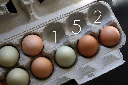 152 eggs