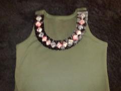 Blusas (Arte Detalhes) Tags: artesanato bordados blusas aplicaes pedrarias