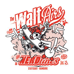 theWaltAIRS - NerdLINES Collabo (enjoythestreets) Tags: friends nerd walters enemies tpl thewalters enjoythestreets wltrs etextiles