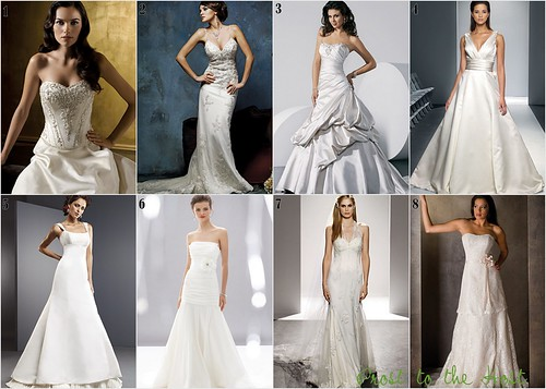 wedding dresses under 500 dollars