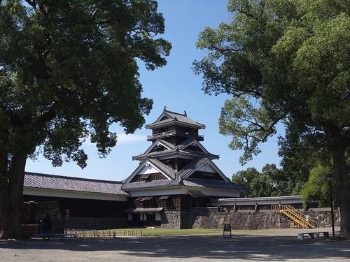 Uto turret (宇土櫓)