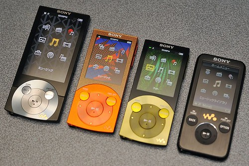 Sony Walkman A840 S740 S640