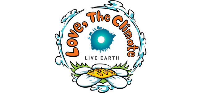 "Live Earth ""Love, The Climate"" Giveaway"