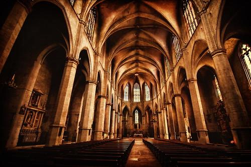 フリー画像| 人工風景| 建造物/建築物| 教会/聖堂| インテリア|       フリー素材|