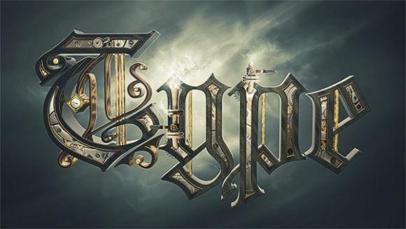 Alex Beltechi Steampunk Typography
