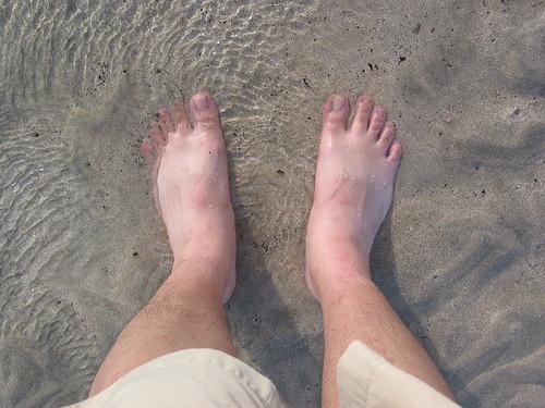 표선해수욕장 (by 아침놀)