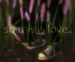 so this is love ([MaiMai]) Tags: life our cute love beauty look happy shoes im bored like sl mai secondlife second adore lols happily cisse
