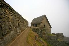 Machu Picchu, The Guard House