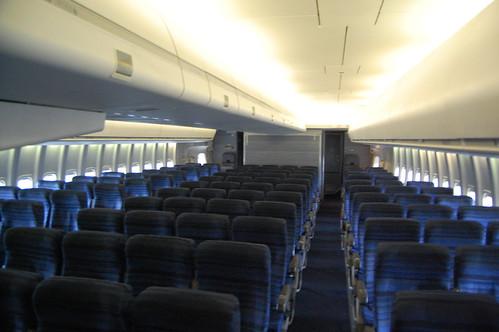 KBFI Northwest Airlines Boeing 747-251B N624US
