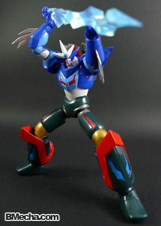 Kaiyodo Revoltech No.075 Neo Getter 1