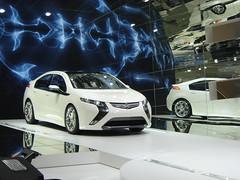 IAA 2009: Opel Ampera