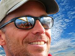 ocean sea portrait sunglasses salem thefame