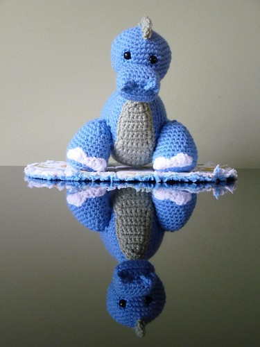 Crochet Dinosaur Afghan Pattern : FREE DINOSAUR CROCHET PATTERN ? Easy Crochet Patterns