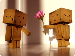 I will bring you flowers in the morning... (Michal Tzvi) Tags: flower love canon amazon explore michal fp frontpage danbo danboard