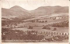 Tulloch Hill, Bridge Of Tilt & Beinn Mheanaidh 1935