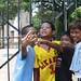 Local Boys in Downtown Baliwag