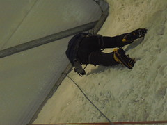 DSCF3083 (subflux) Tags: ice water training fun indoor tools climbing tired axe balance practice ropes climber cascade hardwork crampon tool iceclimbing waterice exciting pumped axes kinlochleven tiring indoorclimbing icefactor exhilerating icetools steepice iceaxes verticalice