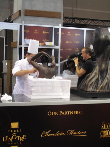 Salon du Chocolat 2009, Paris, France