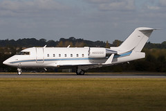 N60055 - 5400 - Private - Canadair CL-600-2B16 Challenger 604 - Luton - 091012 - Steven Gray - IMG_2334