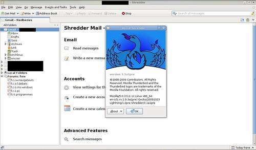 Shredder 3.1-prealpha1