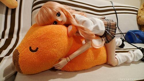 Dollfie Days - Karin in Lounge
