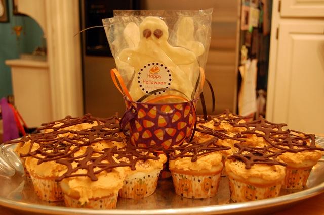 Siderweb Cupcakes