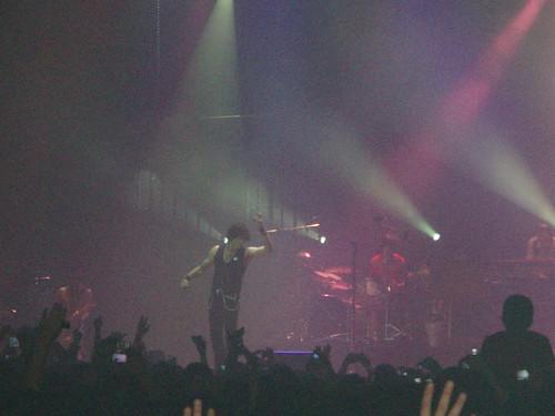 Enrique Bunbury @ Luna Park, Buenos Aires 31 Oct 2009